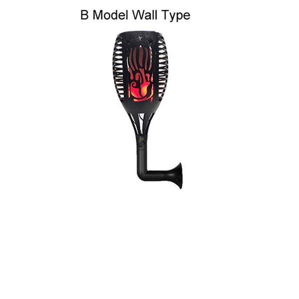 b tipo de pared modelo
