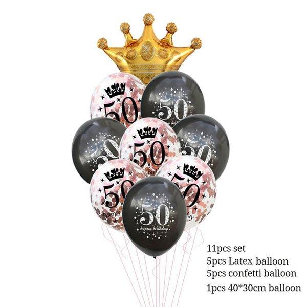 Schwarze Krone 50.