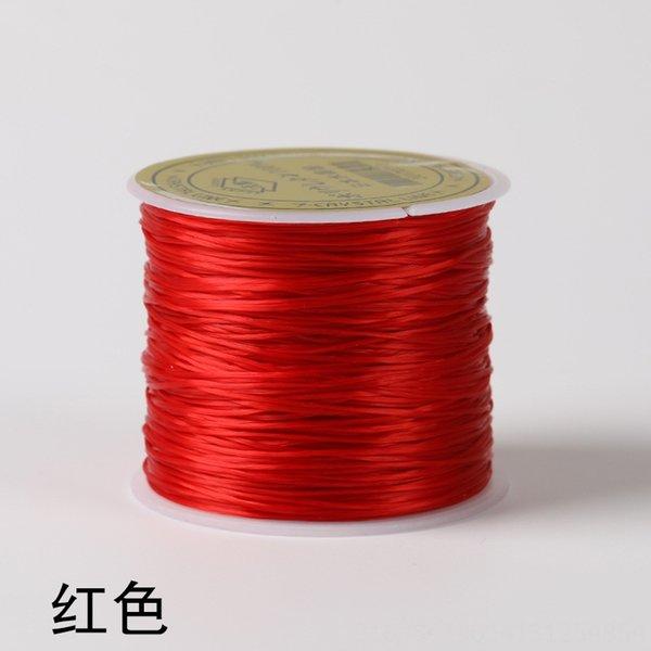 Red-importato Stretch linea (50 M)