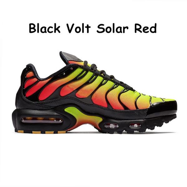 18 أسود أحمر فولت الشمسية