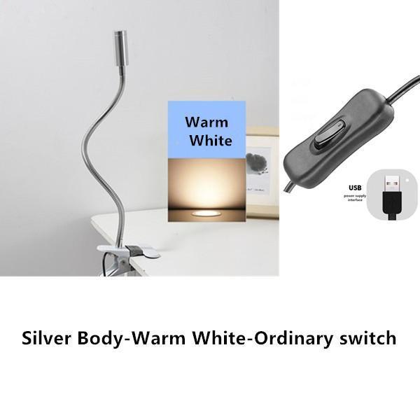 Gümüş-sıcak beyaz