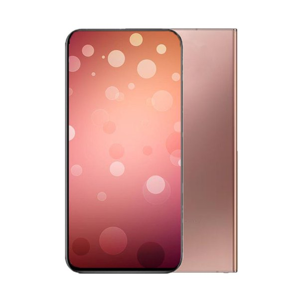 best selling Goophone N20U 6.9inch 19:9 Screen Cell phone Quad Core 1G RAM 8GB 16GB ROM 3G WCDMA Shows Fake 5G Displayed Smartphone
