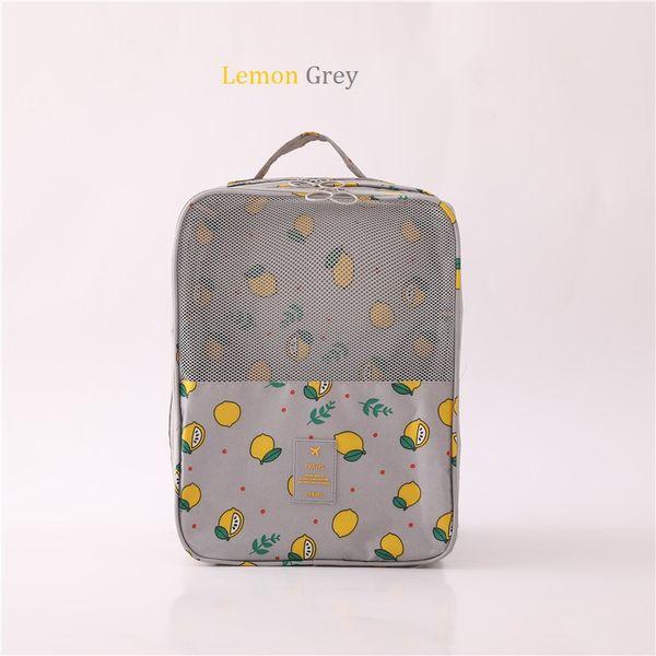 cinza de limão