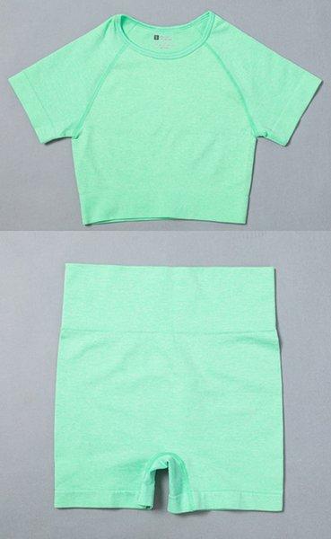 Green Top Short