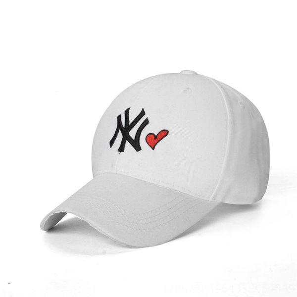Белый Hat Малый черный п Red Heart-Adjust