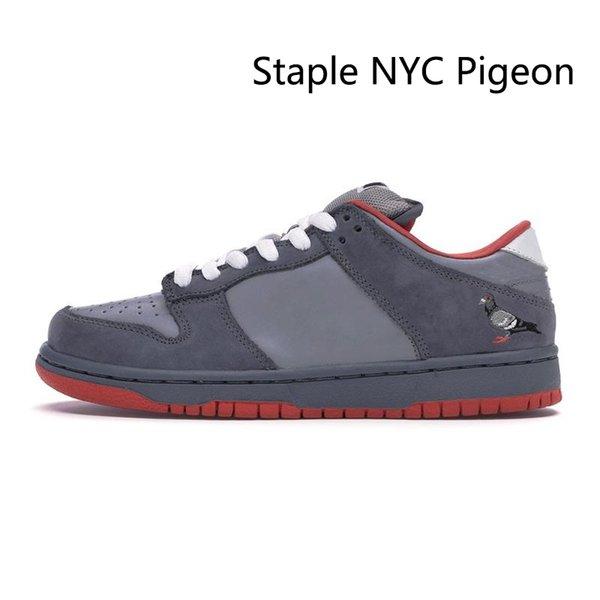 Скоба NYC Pigeon