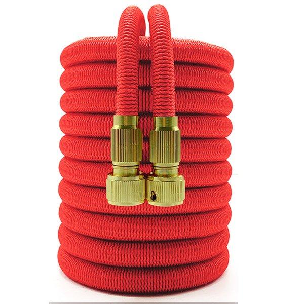 Красный шланг