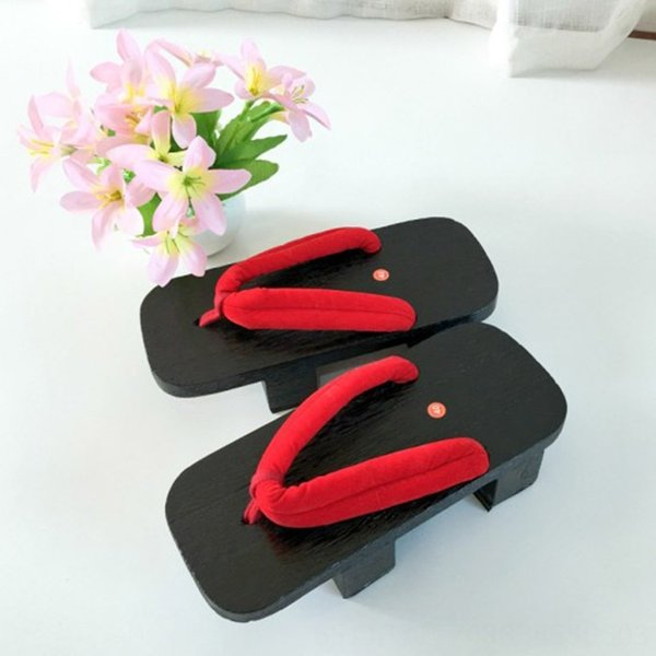 Pure Red Belt (black Wood with Two Teeth