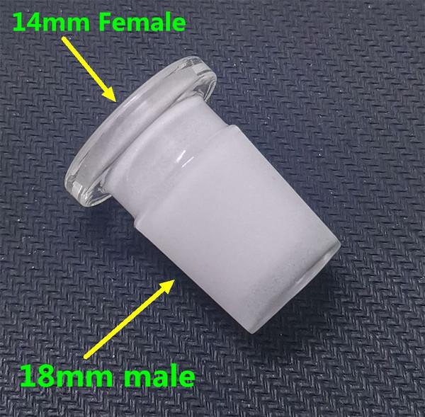 18mm Male 14mm Kadın