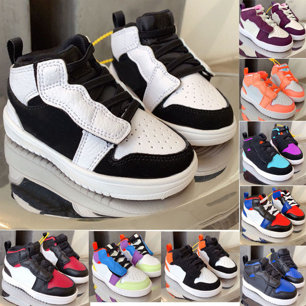 best selling 2020 Fashion boy girl youth children kid basketball boots running shoes sport shoes basketball sneaker