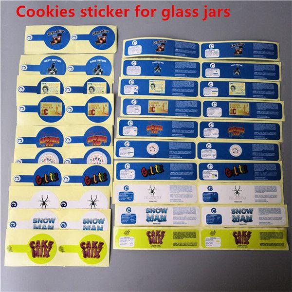 MIX soli adesivi serie Cookie