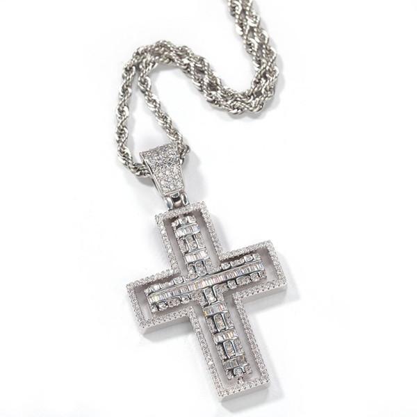 24inch plata cadena colgante de la cuerda (60 cm)