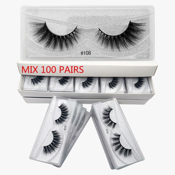 MIX 100 pares