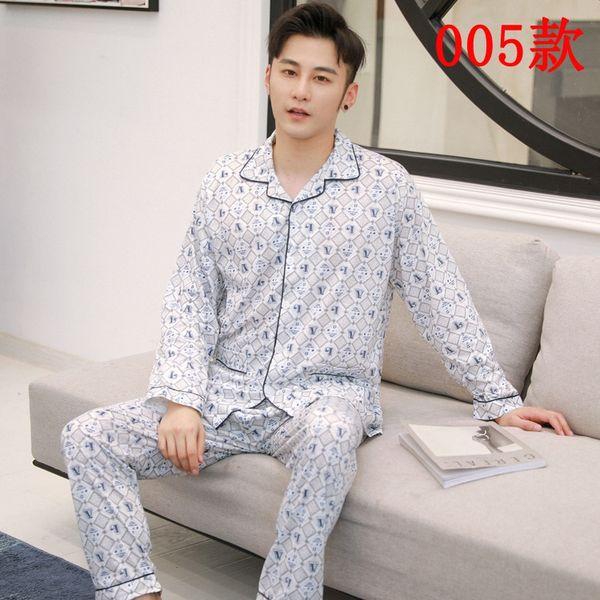 005 Langarm-Men # 039; s Kleidung