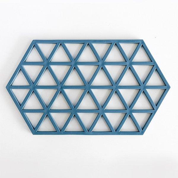 Hexagonal Large Blue