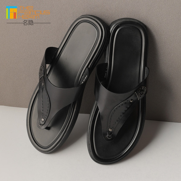 My1188-6 Black (slippers Can Be Big Size