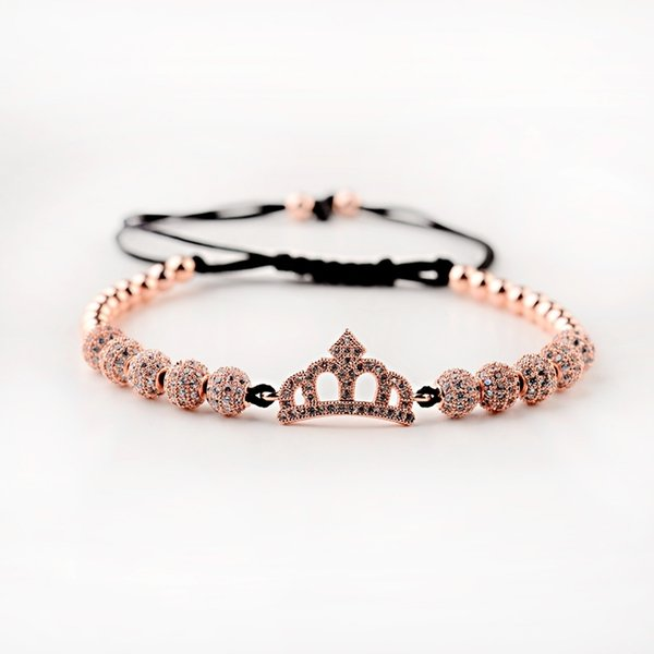 Rose Gold Crown