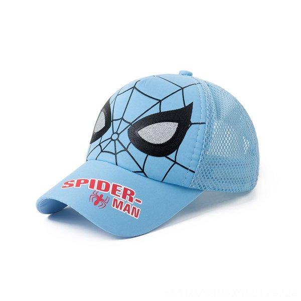 cielo azul hombre araña