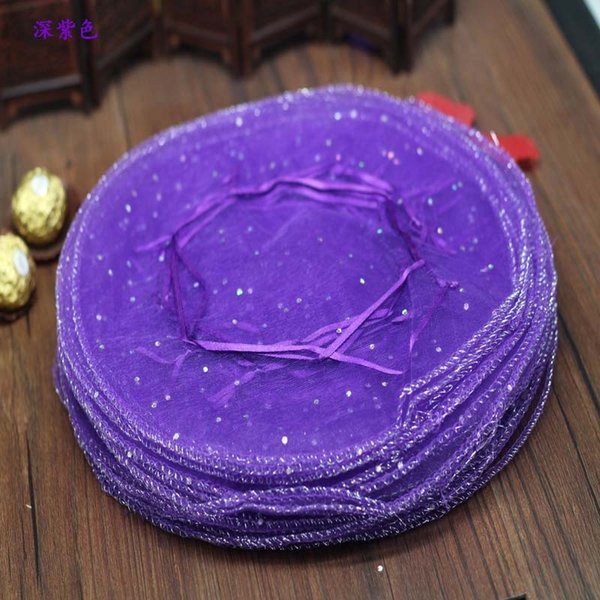 Taille Purple-Medium À propos de 35cm