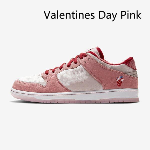 День святого Валентина Розовый