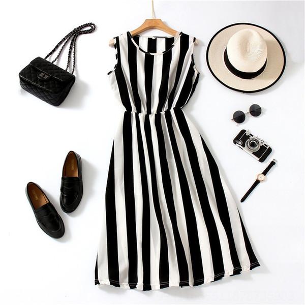 F04 Siyah Ve Beyaz Stripes