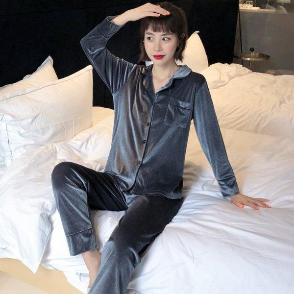Grey s; oro Velvet Women # 039