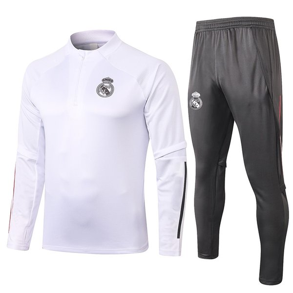Real Madrid bianco 2021