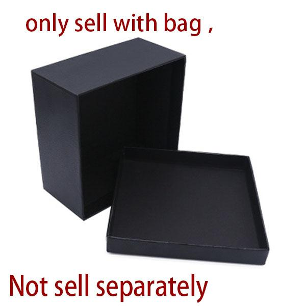 Коробка продавать только с сумкой