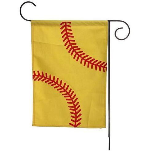 # 2 di tela monogramma bandiera
