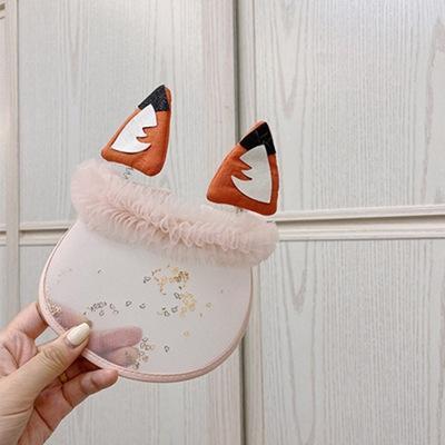 Orelhas Faixa de Cabelo Cap Fox