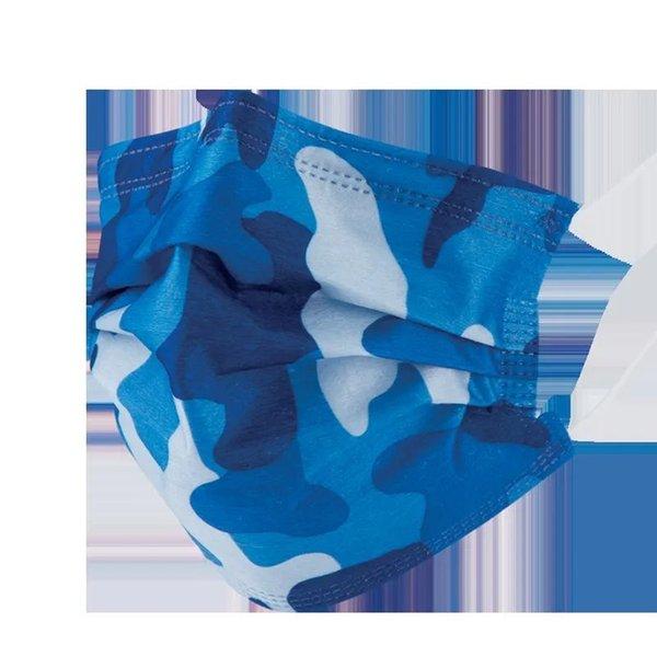 Camuflagem Azul