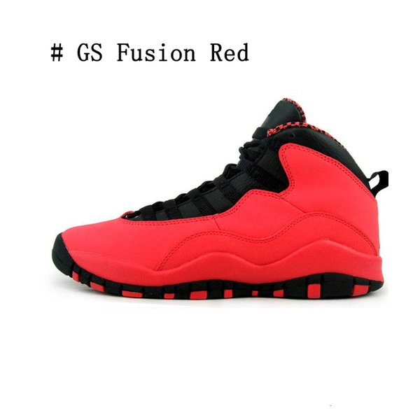 Gs Red Fusion
