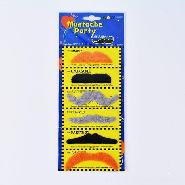 6 Stück von H02-2 Schwarz, Grau und Braun