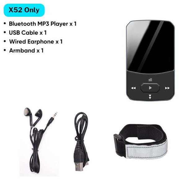 X52 MP3 Player CHINA 8GB