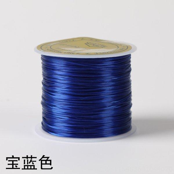 Royal Blue-importato Stretch linea (50 M)