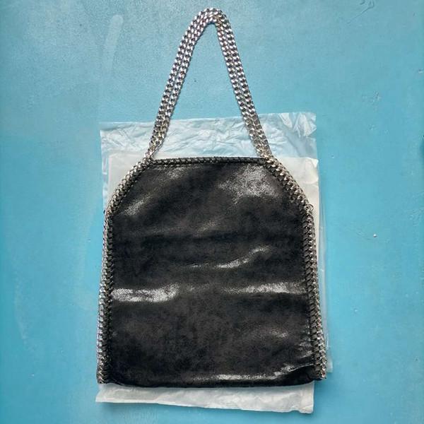Noir (chaîne argentée)