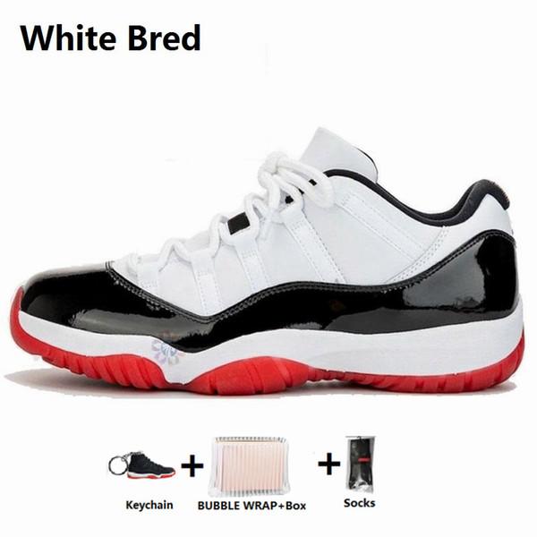 11S-White Bred