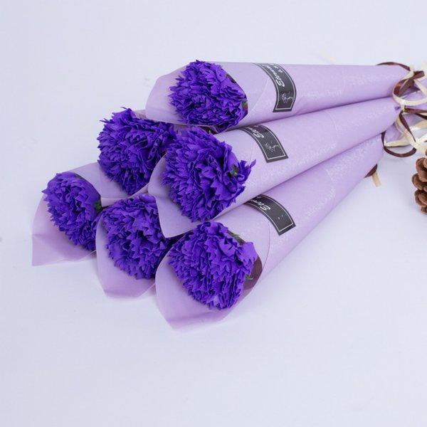 Фиолетовый-гвоздика