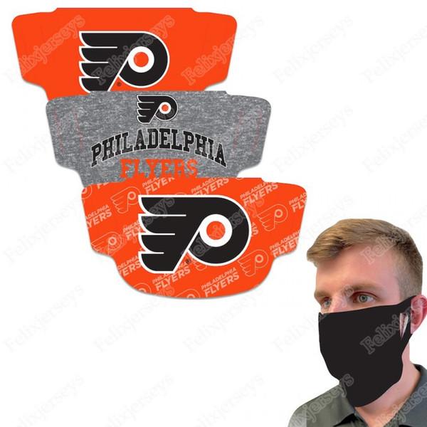 Philadelphia Flyers-orden de la mezcla