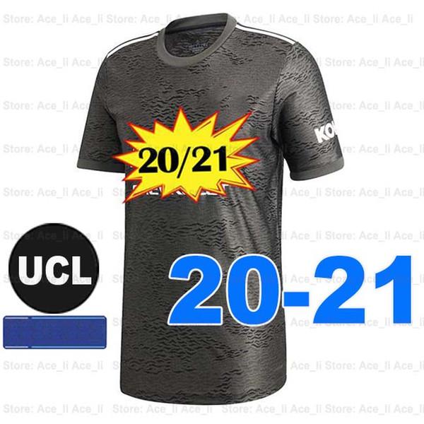 20-21 Away + UCL