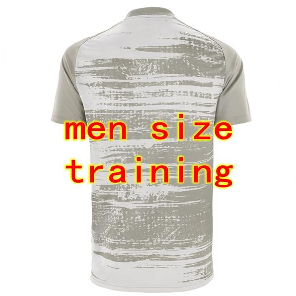 entrenamiento de hombres