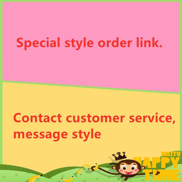 Özel stil sipariş bağlantı