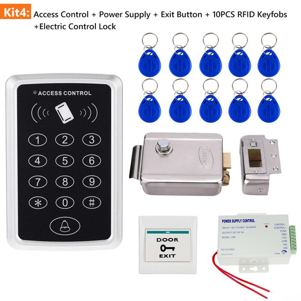 Kits de verrouillage électrique 4