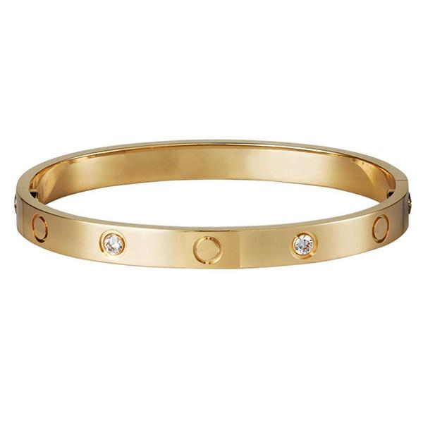 16 diamante color oro No Box