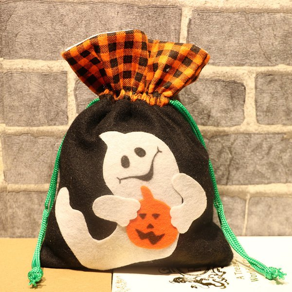 Ghost bianco Rope Bag