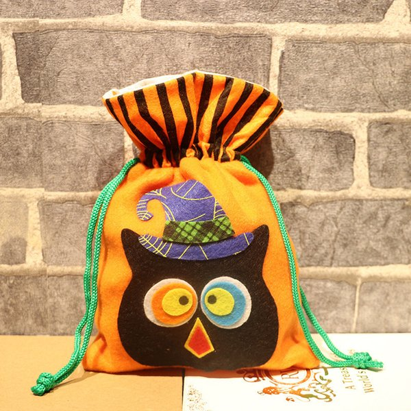 Owl Rope Bag