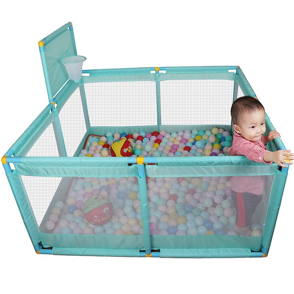 best selling Baby Activity Playpen Toddler Game Fence Child Activity Center Entertainers Indoor Game Fence Playhouse Play Yards Safety