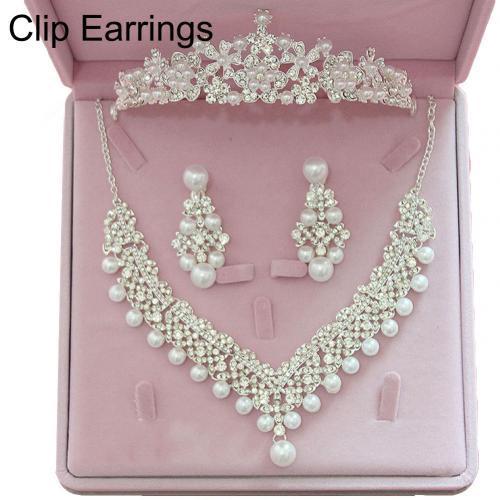 Clip Earrings