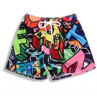Pantalones K1906 playa para niños