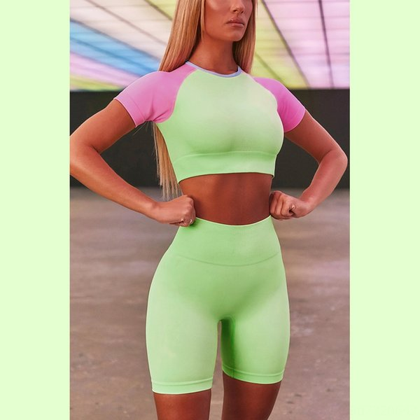 Light Green Top with Green Pants